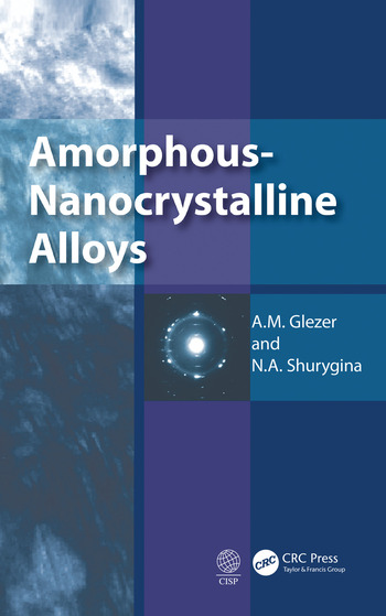 Amorphous-Nanocrystalline Alloys book cover
