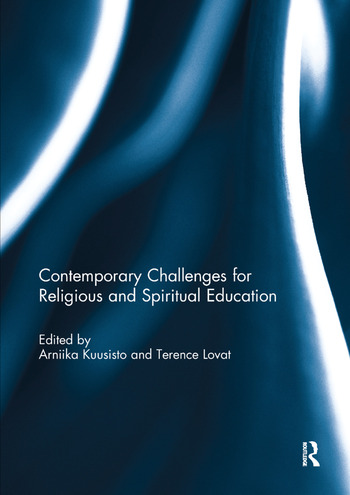 Contemporary Challenges for Religious and Spiritual Education book cover
