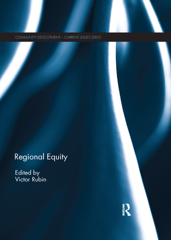 Regional Equity book cover