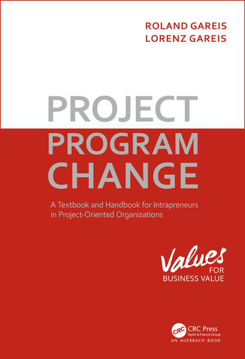 Project. Program. Change book cover