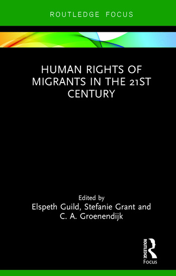 Human Rights of Migrants in the 21st Century book cover