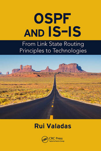 OSPF and IS-IS From Link State Routing Principles to Technologies book cover