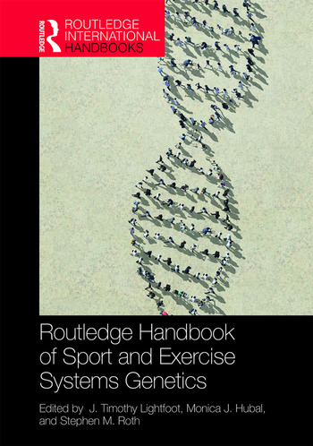 Routledge Handbook of Sport and Exercise Systems Genetics book cover