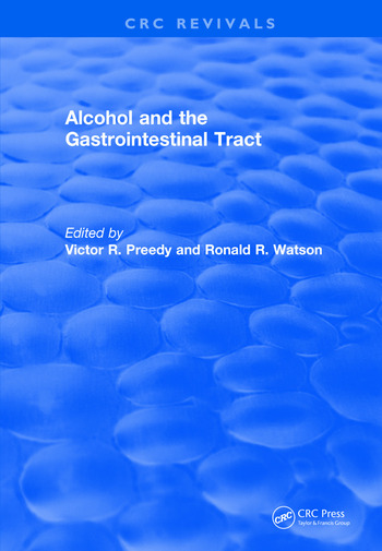 Alcohol and the Gastrointestinal Tract book cover