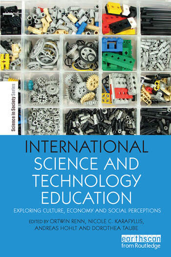 International Science and Technology Education Exploring Culture, Economy and Social Perceptions book cover