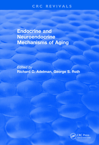 Endocrine and Neuroendocrine Mechanisms Of Aging book cover