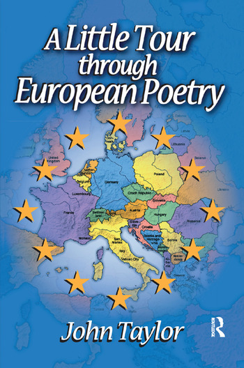 A Little Tour Through European Poetry book cover