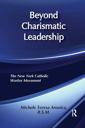 Beyond Charismatic Leadership New York Catholic Women's Movement book cover