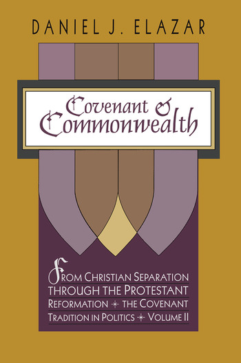 Covenant and Commonwealth book cover