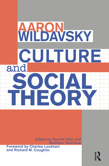 Culture and Social Theory book cover
