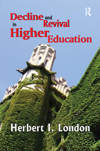 Decline and Revival in Higher Education book cover