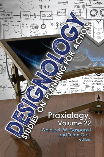 Designology Studies on Planning for Action book cover