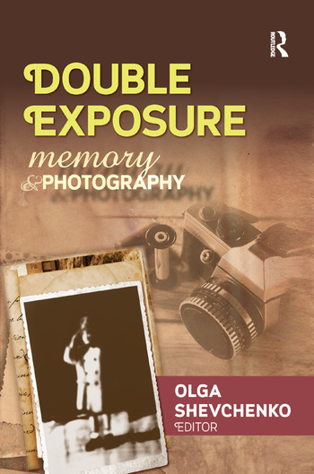 Double Exposure Memory and Photography book cover