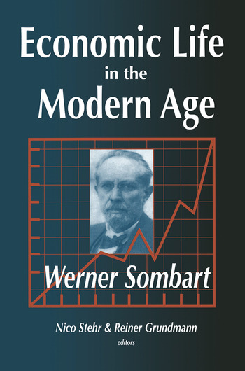 Economic Life in the Modern Age book cover