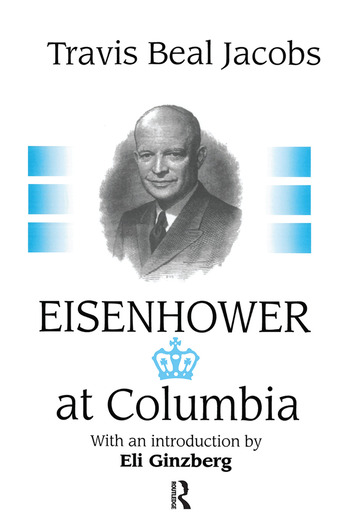 Eisenhower at Columbia book cover
