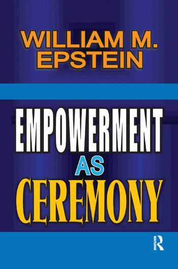 Empowerment as Ceremony book cover