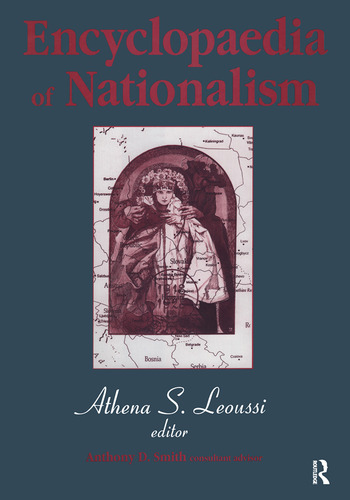 Encyclopaedia of Nationalism book cover