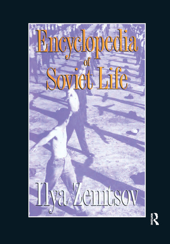 Encyclopaedia of Soviet Life book cover