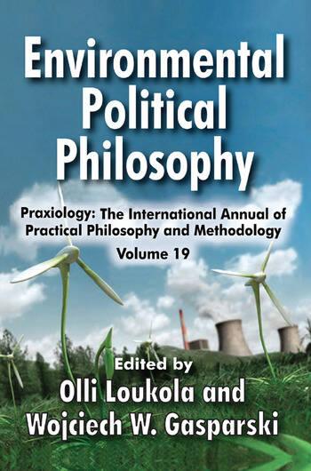 Environmental Political Philosophy book cover
