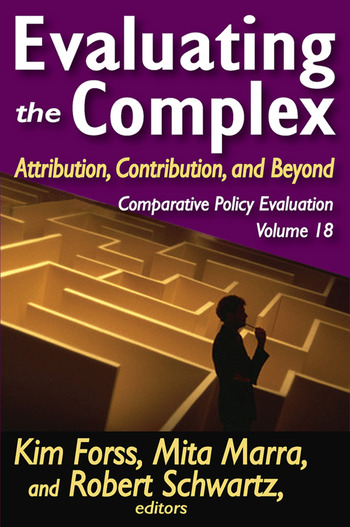 Evaluating the Complex Attribution, Contribution and Beyond book cover