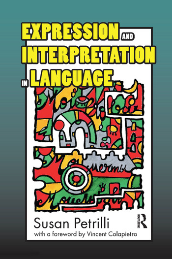 Expression and Interpretation in Language book cover