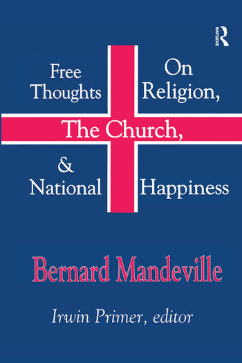 Free Thoughts on Religion, the Church, and National Happiness book cover