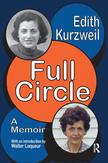 Full Circle A Memoir book cover