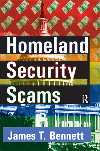 Homeland Security Scams book cover