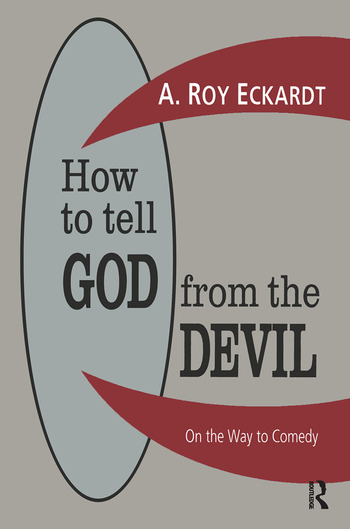 How to Tell God from the Devil On the Way to Comedy book cover