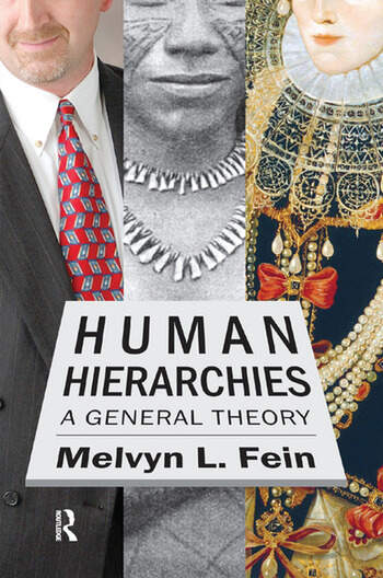Human Hierarchies A General Theory book cover