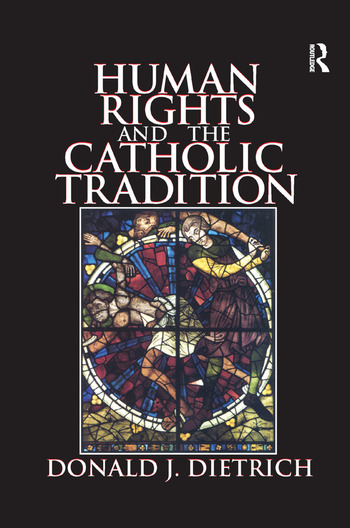 Human Rights and the Catholic Tradition book cover