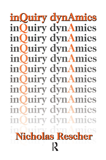 Inquiry Dynamics book cover