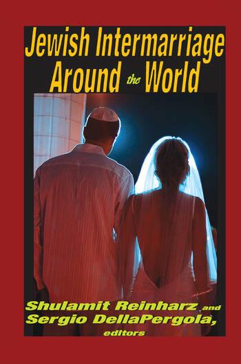 Jewish Intermarriage Around the World book cover