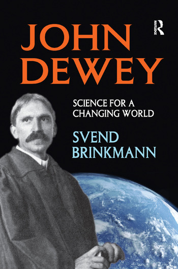 John Dewey Science for a Changing World book cover