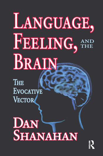 Language, Feeling, and the Brain The Evocative Vector book cover