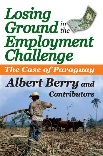 Losing Ground in the Employment Challenge The Case of Paraguay book cover