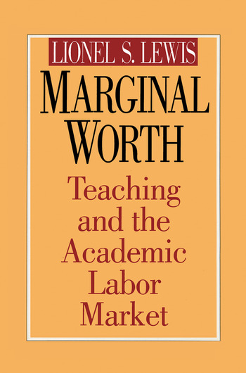 Marginal Worth book cover