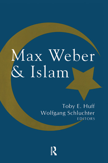 Max Weber and Islam book cover