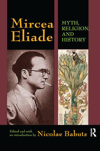 Mircea Eliade Myth, Religion, and History book cover