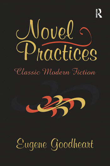 Novel Practices Classic Modern Fiction book cover