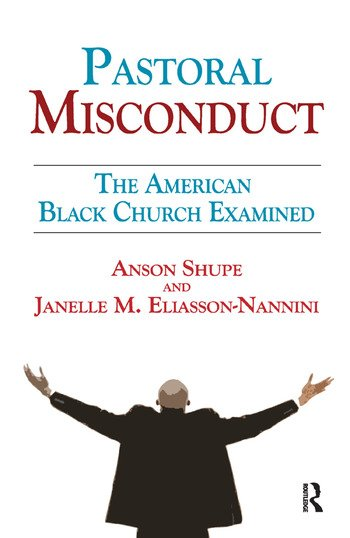 Pastoral Misconduct The American Black Church Examined book cover