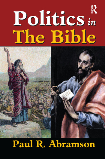 Politics in the Bible book cover