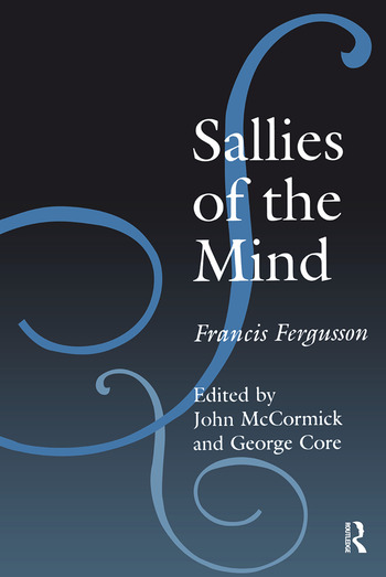 Sallies of the Mind book cover