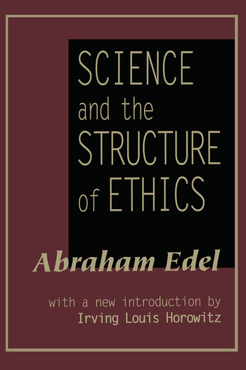 Science and the Structure of Ethics book cover