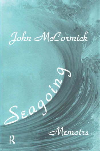 Seagoing Essay-memoirs book cover