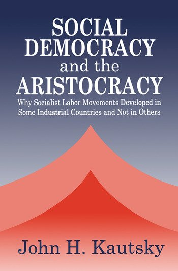 Social Democracy and the Aristocracy book cover