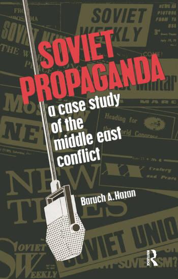 Soviet Propaganda book cover