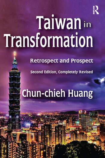 Taiwan in Transformation Retrospect and Prospect book cover