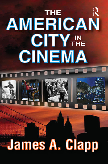 The American City in the Cinema book cover