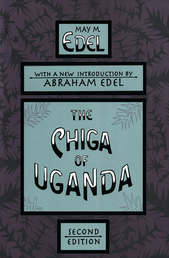 The Chiga of Uganda book cover